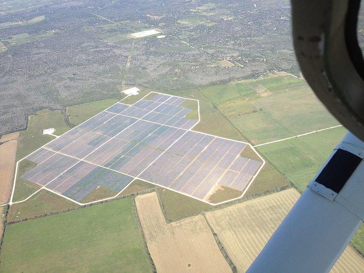 Webberville Solar Farm