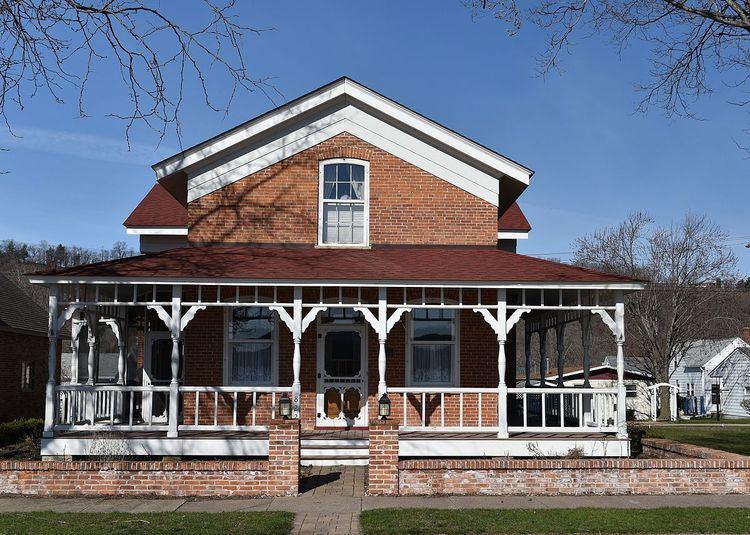 Weber House (Guttenberg, Iowa)