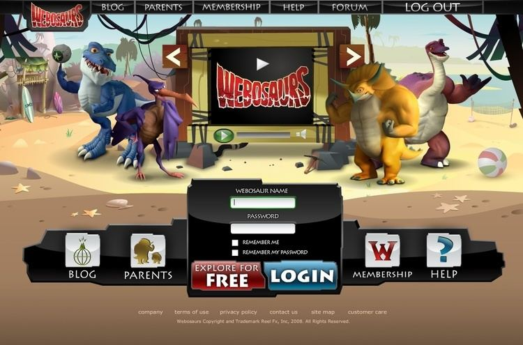 Webosaurs Webosaurs Exits Beta Enters Market With New Features