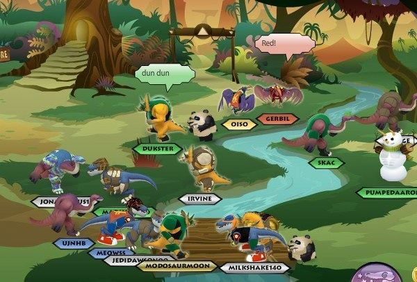 Webosaurs Webosaurs Dragon Games Online