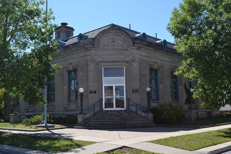 Webster City Post Office
