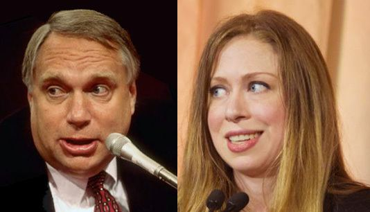 Webster Hubbell Presidential Paternity CoverUp Bill Clinton Confessed He