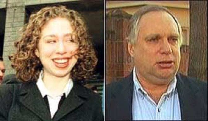 Webster Hubbell HUGE Scandal Chelsea isn39t Bill Clinton39s Daughter