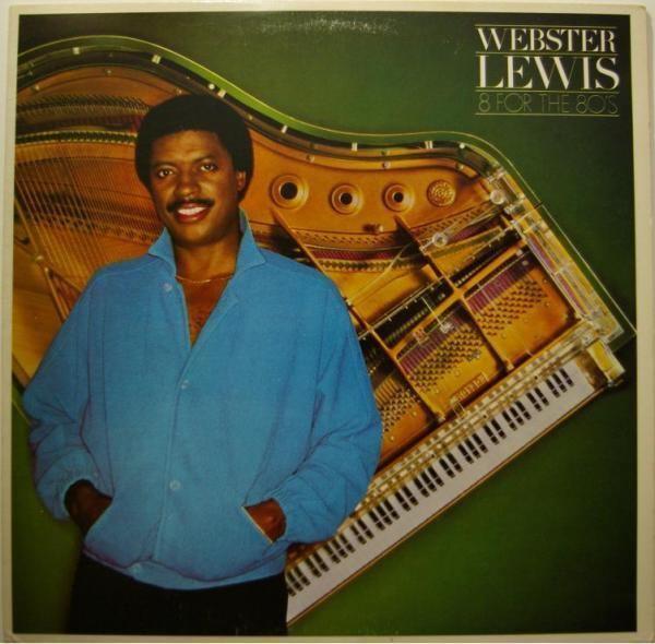Webster Lewis FAGOstore Webster Lewis 8 for the 80s LP