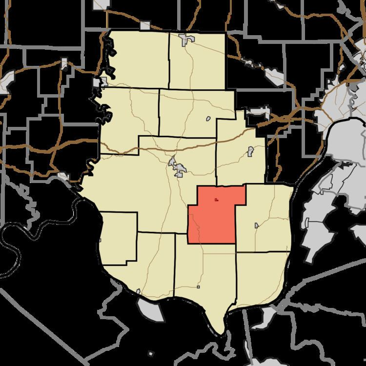 Webster Township, Harrison County, Indiana