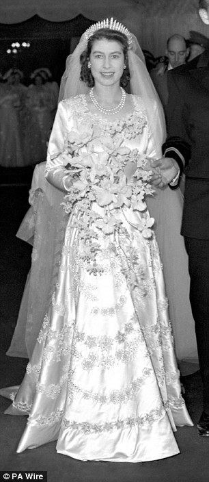 Wedding dress of Princess Elizabeth Does Kate Middletons royal wedding gown deserve its own Wikipedia