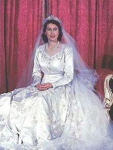 Wedding dress of Princess Elizabeth httpsuploadwikimediaorgwikipediaenthumbd