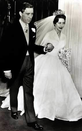 Wedding dress of Princess Margaret ROYAL COUTURERoyal Wedding Gowns A Look Back Through The Years