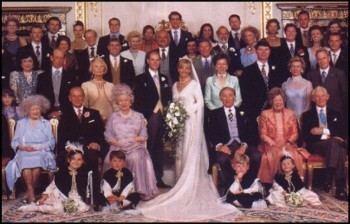 Prince Edward Wedding.Wedding Of Prince Edward Earl Of Wessex And Sophie Rhys