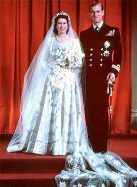 Wedding of Princess Elizabeth and Philip Mountbatten, Duke of Edinburgh Wedding of Princess Elizabeth and Philip Mountbatten Duke of