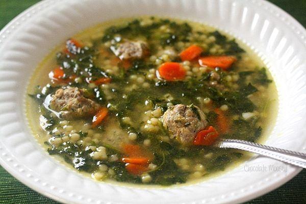 Wedding soup Italian Wedding Soup