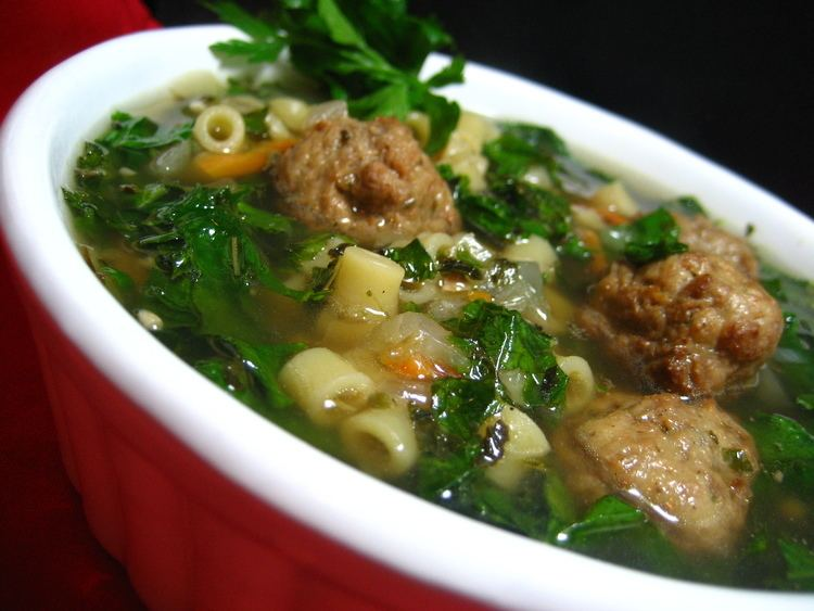 Wedding soup Vegetarian Giro dItalia Italian Wedding Soup Veggin