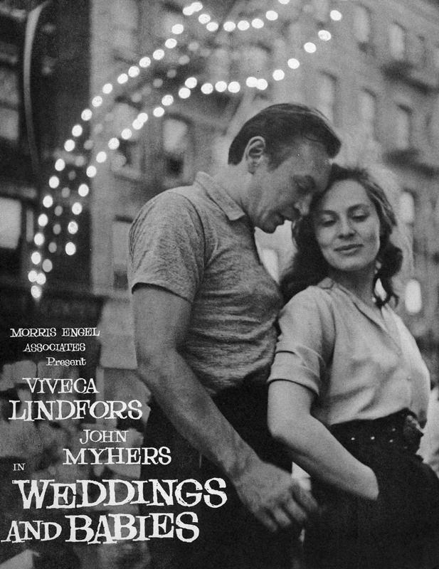 Weddings And Babies Morris Engel Archive