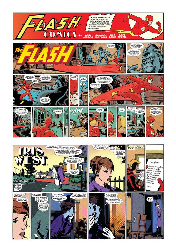 Wednesday Comics Mr Media Interview Mark Chiarello DC editor Wednesday Comics