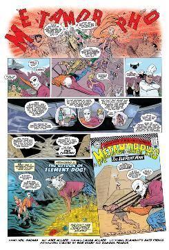 Wednesday Comics Chiarello revisits Wednesday Comics USATODAYcom