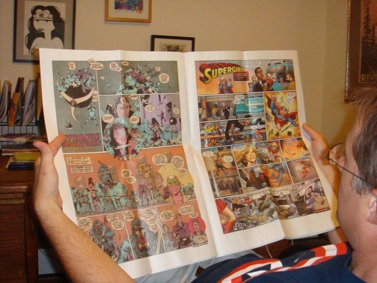 Wednesday Comics Wednesday Comics The Retort