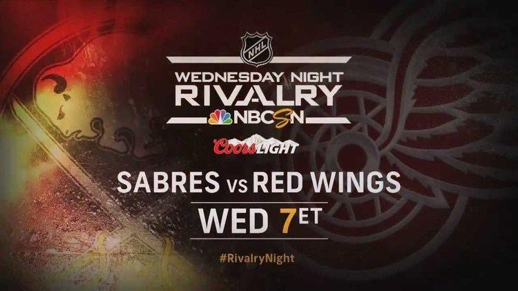 Wednesday Night Rivalry NBC Sports Network Wednesday Night Rivalry Returns YouTube