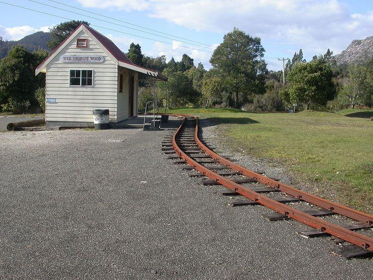 Wee Georgie Wood Railway