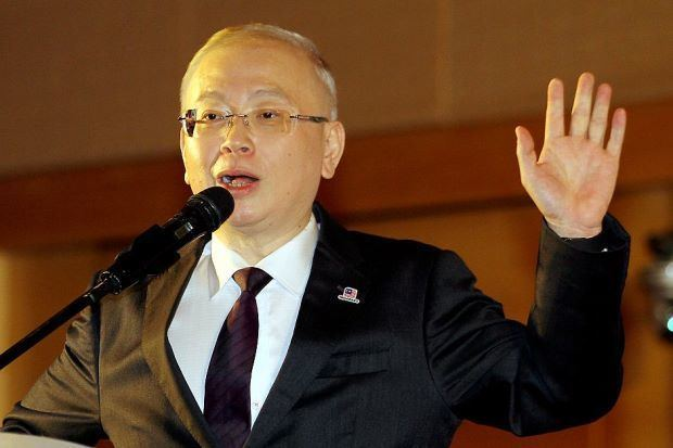 Wee Ka Siong Minister Dont speculate as it doesnt help Nation The Star Online