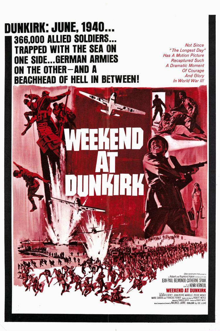 Weekend at Dunkirk wwwgstaticcomtvthumbmovieposters92261p92261