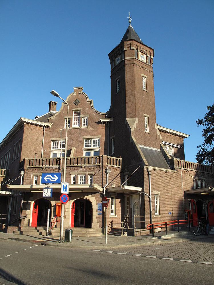 Weert railway station