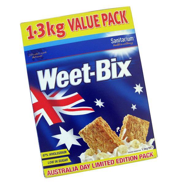Weet-Bix Sanitarium WeetBix Various sizes Craving AustraliaCraving Australia