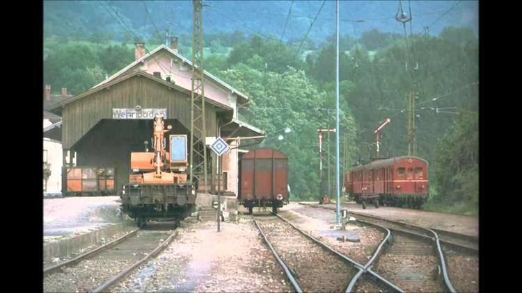 Wehra Valley Railway httpsiytimgcomviPgvnKCVbAhYmaxresdefaultjpg