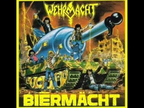 Wehrmacht (band) Wehrmacht Biermacht 1989 full album wmv YouTube