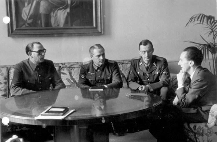 Wehrmacht foreign volunteers and conscripts