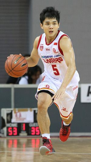 Wei Long Wong Basketball Slingers39 Wong Wei Long named ABL Local MVP