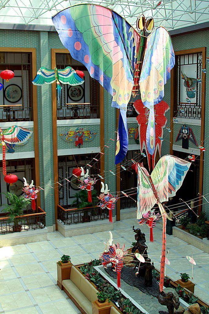 Weifang in the past, History of Weifang