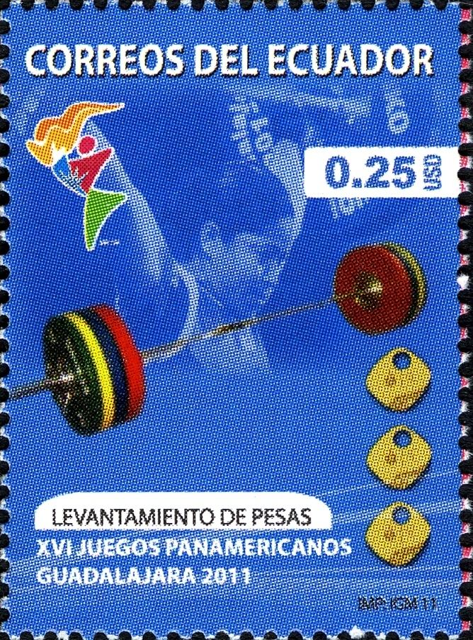 Weightlifting at the 2011 Pan American Games