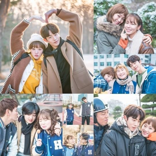 Weightlifting Fairy Kim Bok-joo Weightlifting Fairy Kim Bok Joo Cast Show Their Camaraderie In
