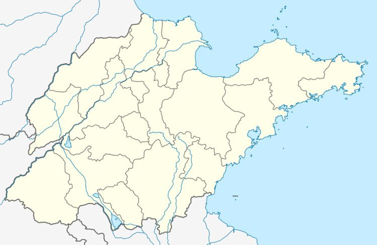 Weiqiao, Shandong