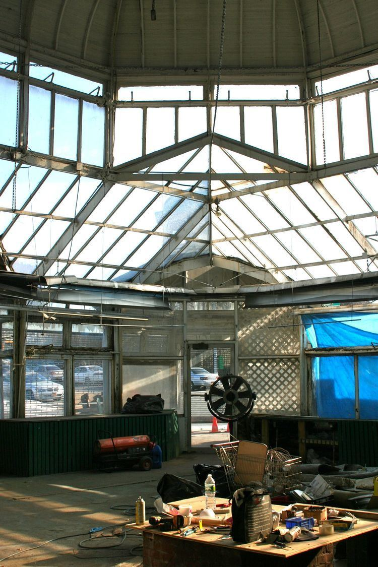 Weir Greenhouse It Is Ours GreenWood