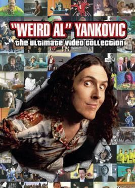 Weird Al Yankovic: The Ultimate Video Collection movie poster