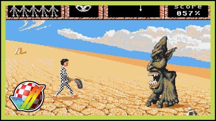 Weird Dreams Amiga Longplay 005 Weird Dreams YouTube