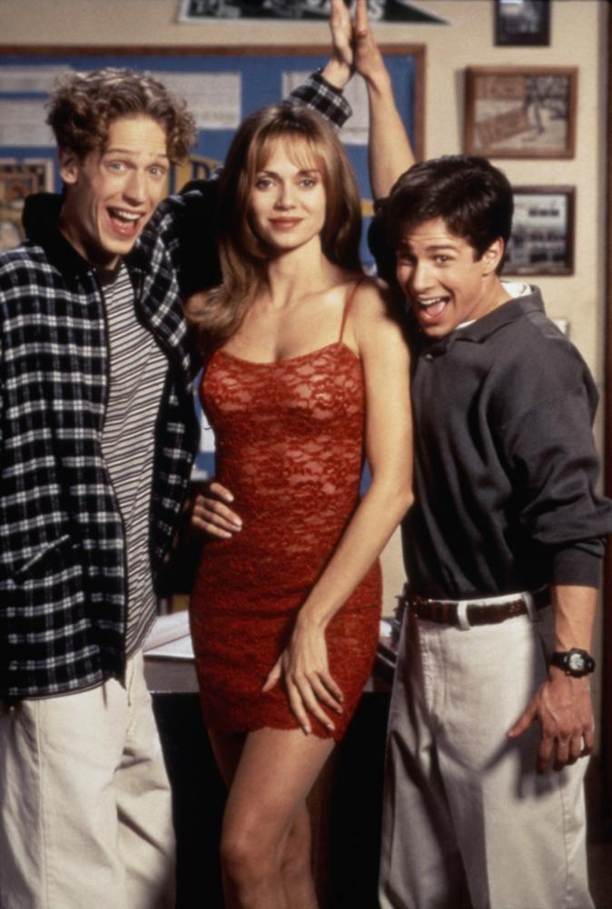 Weird Science (TV series) Weird Science TV Series 1993