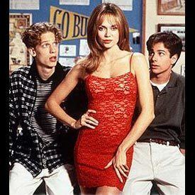Weird Science (TV series) Hottest Female Character in a Film boardsie
