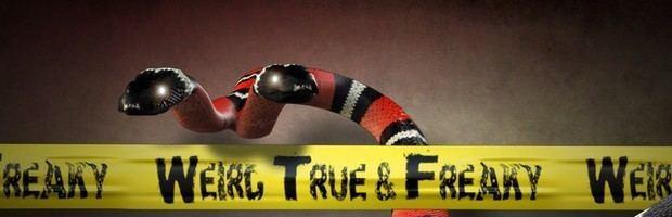 Weird, True & Freaky Weird True Freaky Show News Reviews Recaps and Photos TVcom