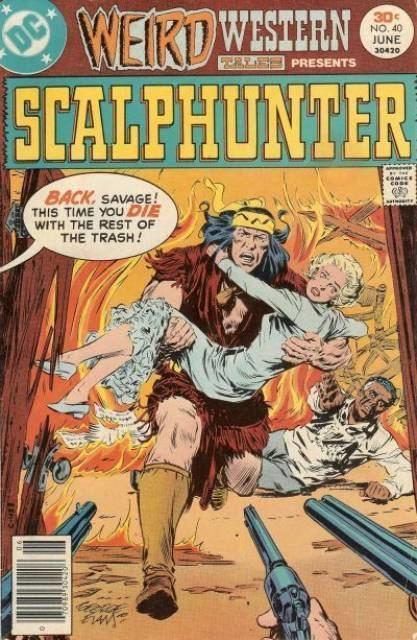 Weird Western Tales Weird Western Tales 32 Bigfoots War Issue