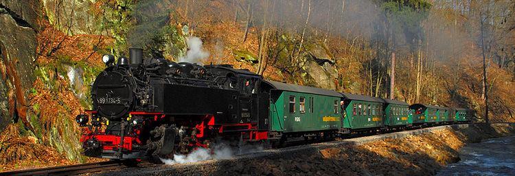 Weisseritz Valley Railway httpsimgdampfbahnroutederubrikbahn346jpg