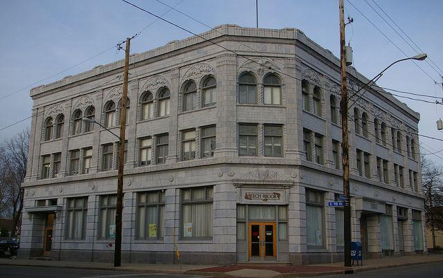 Weizer Building (11801 Buckeye Road, Cleveland, Ohio)