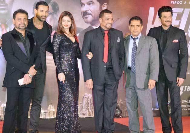 Welcome Back (film) Welcome Back Anil Kapoor Nana Patekar John Abraham launch movie