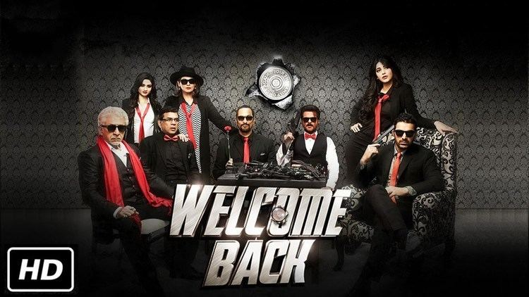 Welcome Back (film) Welcome Back 2015 Promotional Event John Abraham Nana Patekar