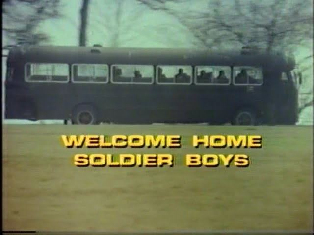 Welcome Home, Soldier Boys Cool Ass Cinema 020911