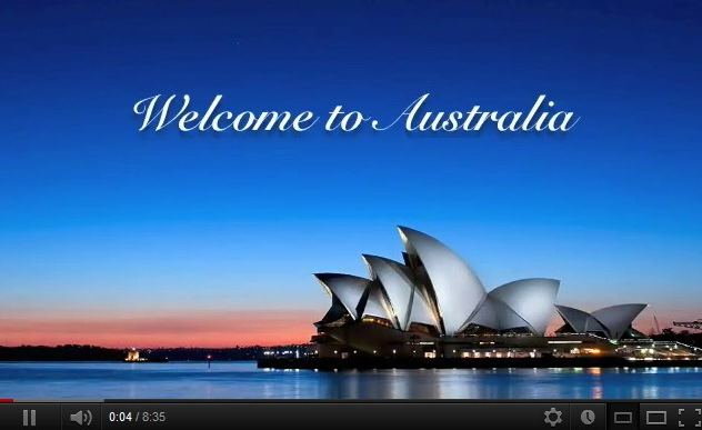 Welcome to Australia Welcome To AustraliaVideo funmagorg