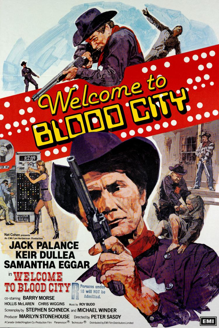 Welcome to Blood City wwwgstaticcomtvthumbmovieposters44294p44294