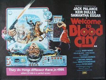 Welcome to Blood City WELCOME TO BLOOD CITY 1977 Balladeers Blog