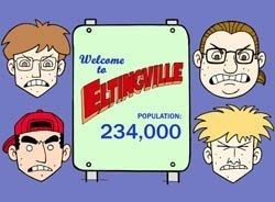 Welcome to Eltingville TV Review Welcome To Eltingville Animation World Network
